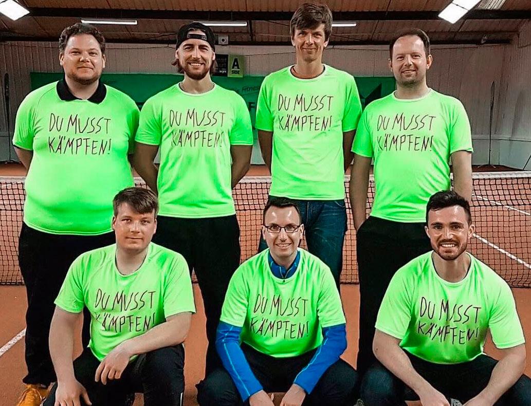 Tennismannschaft Herren 30